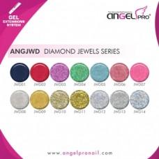 SOAK-OFF GEL DIAMOND JEWELS SERIES