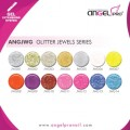SOAK-OFF GEL GLITTER JEWELS SERIES
