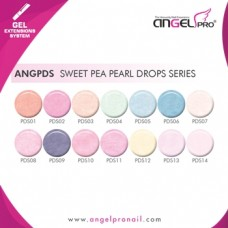SOAK-OFF GEL SWEETPEA PEARL DROPS SERIES